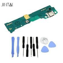 Placa de puerto de carga USB para Samsung Galaxy Tab S2 9,7 SM T810 T815 T817 T819 + herramienta