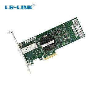 Image 5 - LR LINK 9701EF SFP Gigabit Fiber Optical Ethernet Network Card 1000Mb PCI Express Lan Card Server Adapter INTEL 82546 Nic