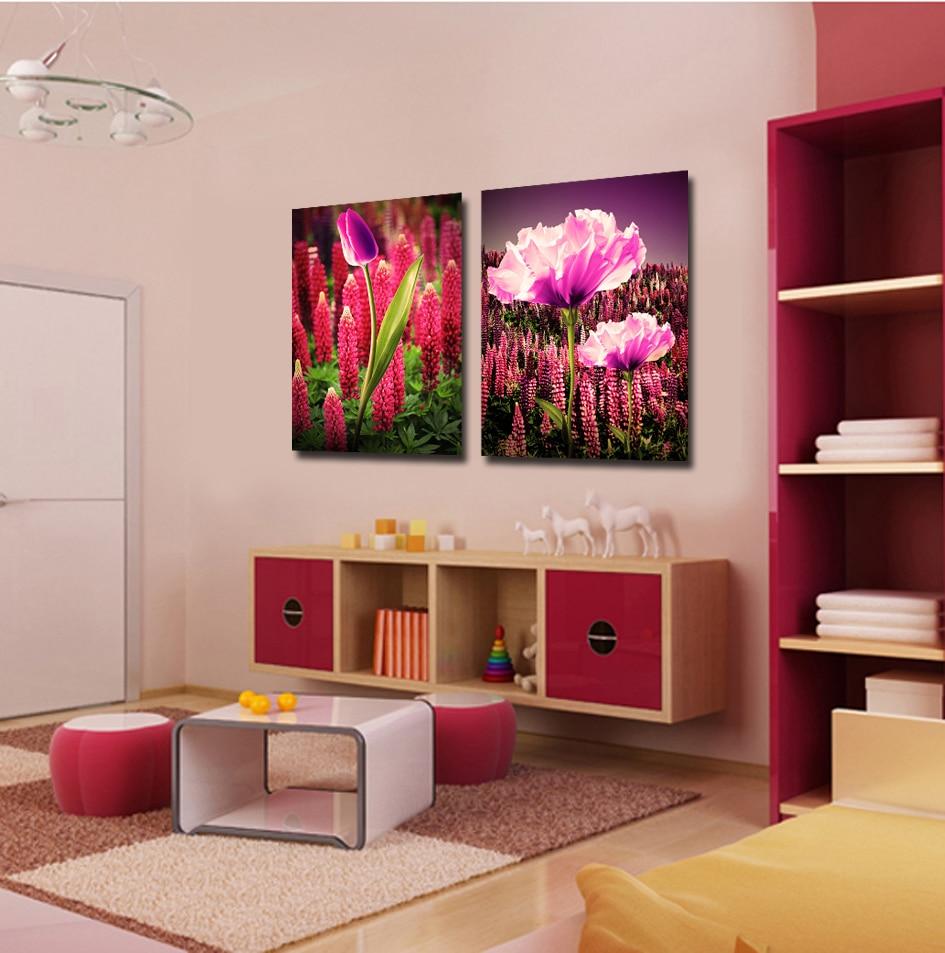 Moderna Flower Art Dipinti-Acquista a poco prezzo Moderna Flower ...