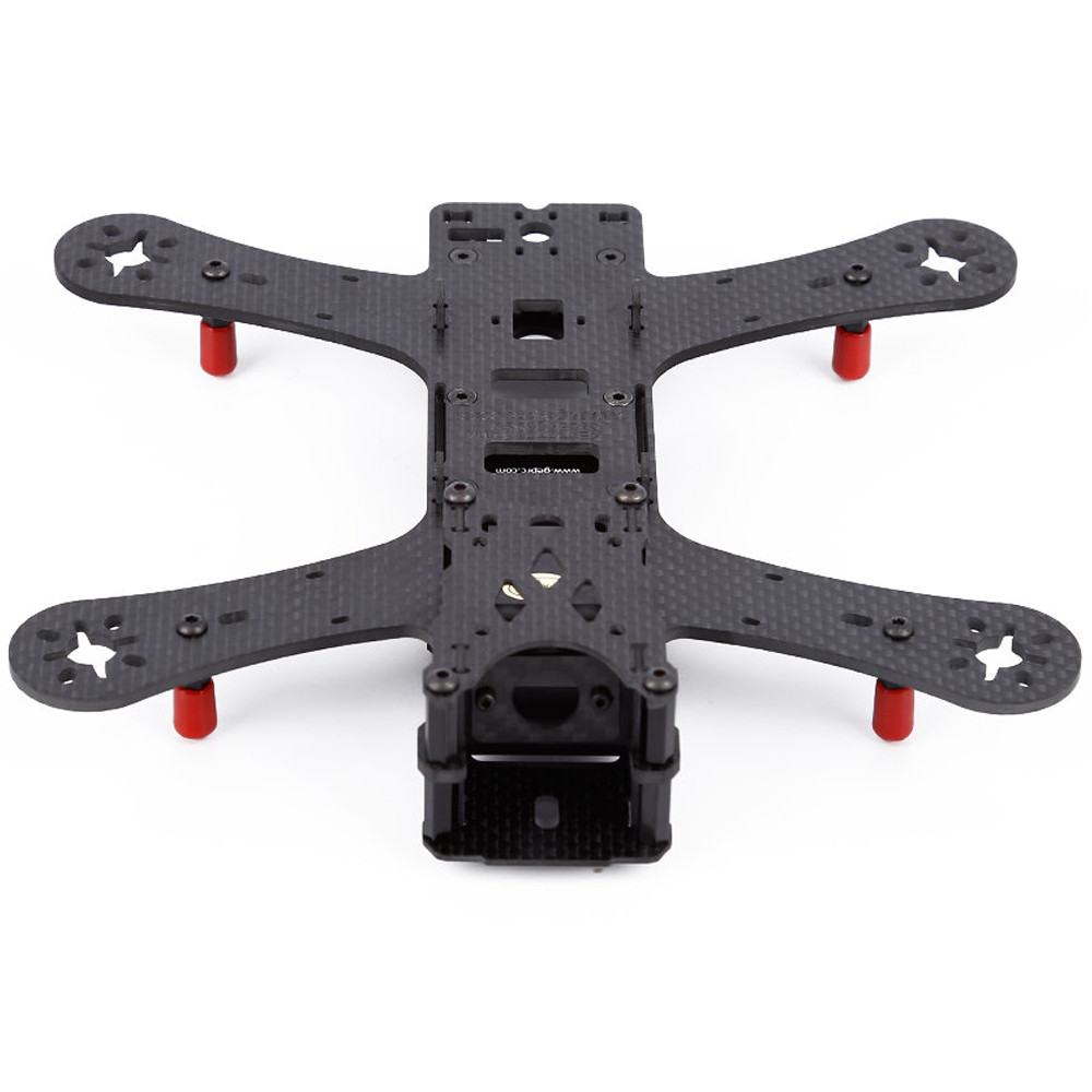 ФОТО high quality geprc gep210 210mm 4-axle 3k carbon fiber frame bracket racing quadcopter toys wholesale free shipping