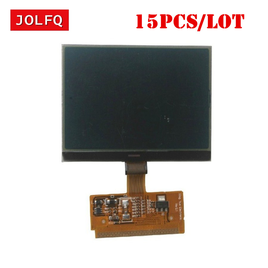 Dhl express fast vdo cluster new lcd display for audi a3 a4 a6 for vw for