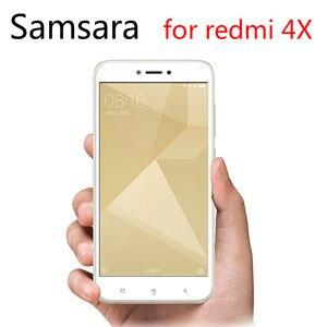 Image 1 - 3D изогнутое полное покрытие закаленное стекло для xiaomi redmi 4X пленка стекло на xiaomi redmi4X защитное стекло полное покрытие 9H 3d крышка