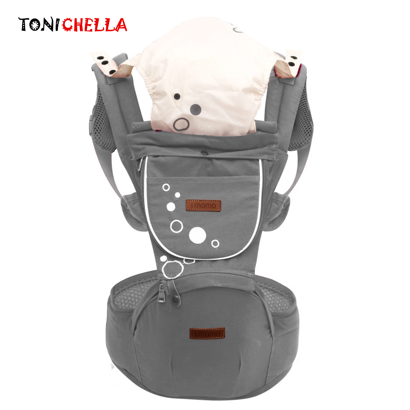 Baby Carrier 0-36 Months Toddler Hipseat Infant Ergonomic Backpack Multifunction Carriers Front Facing Sling Baby Wrap BB3071 0 36 months ergonomic 360 baby carrier cute unicorn multifunctional babies hipseat toddler backpack portabebe infant sling