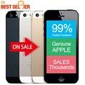 "Оригинал Factory Unlocked Apple iphone 5s LTE Смартфон 4.0 ""1 ГБ RAM 64 ГБ ROM 8MP 1136*640 IOS Multi language Срок Годности Продажа"