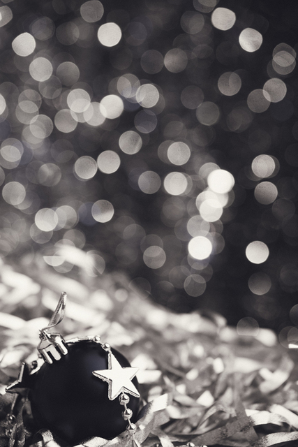 Black Christmas Photography Background Wedding Birthday Party Backdrop Portrait Props XT 4512