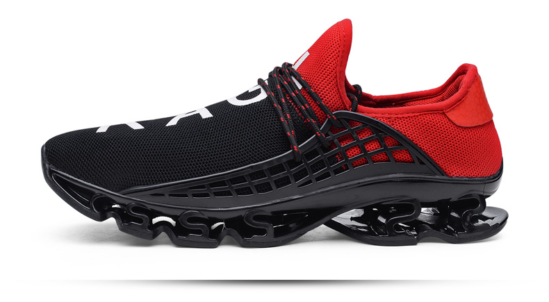 18 New Breathable QIYHONG Men Sneakers Unisex Couple Shoes Basket Femme Hard-Wearing Tenis Feminino Male Footwear Plus Size 28