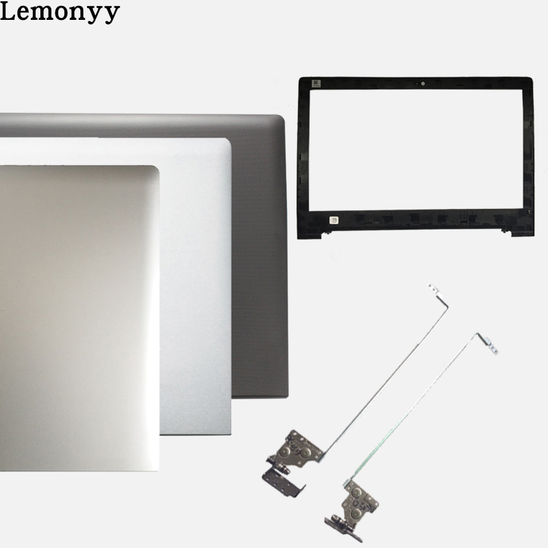 NEW For Lenovo G50 G50-30 G50-45 G50-70 G50-80 Z50 Z50-30 Z50-45 Z50-70 LCD BACK COVER/LCD Bezel Cover/LCD Hinges R&L