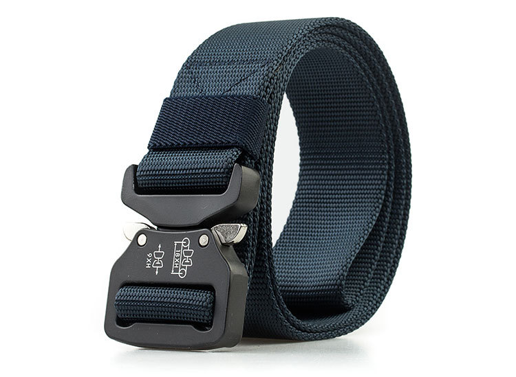 By DHL 100pcs Mens Tactical Belt Military Nylon Belt Outdoor multifunctional Training Belt High Quality Strap