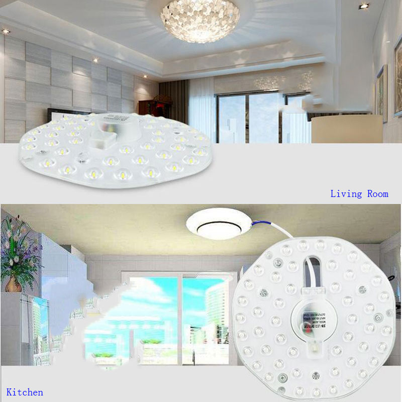 GD LED Ceiling Module light with Replace Ceiling Lamp Source 12W 18W ...