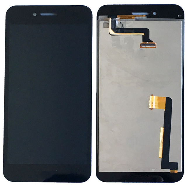 Black LCD Display Glass Touch Screen Digitizer Assembly For Asus PadFone S PF500KL NEW