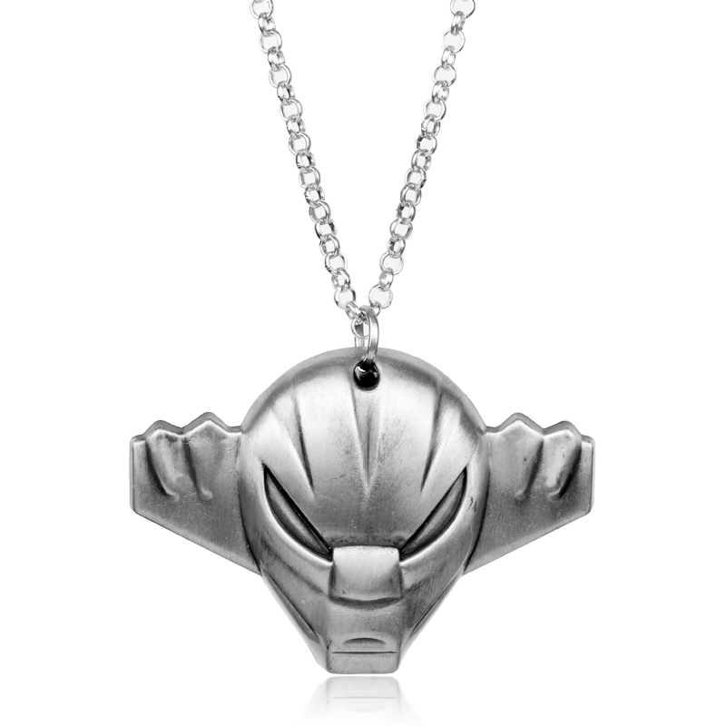 Gold Pendants Charms Boy Robot Gift 10 Alloy Rotatable Necklace Pendants