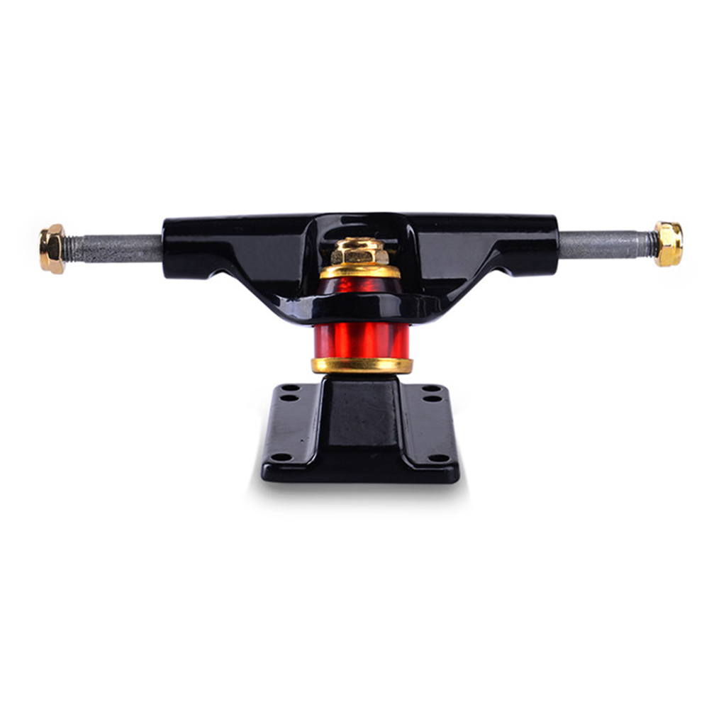 1 pair chi yuan skateboard trucks 175mm 195mm axle skate. Black Bedroom Furniture Sets. Home Design Ideas