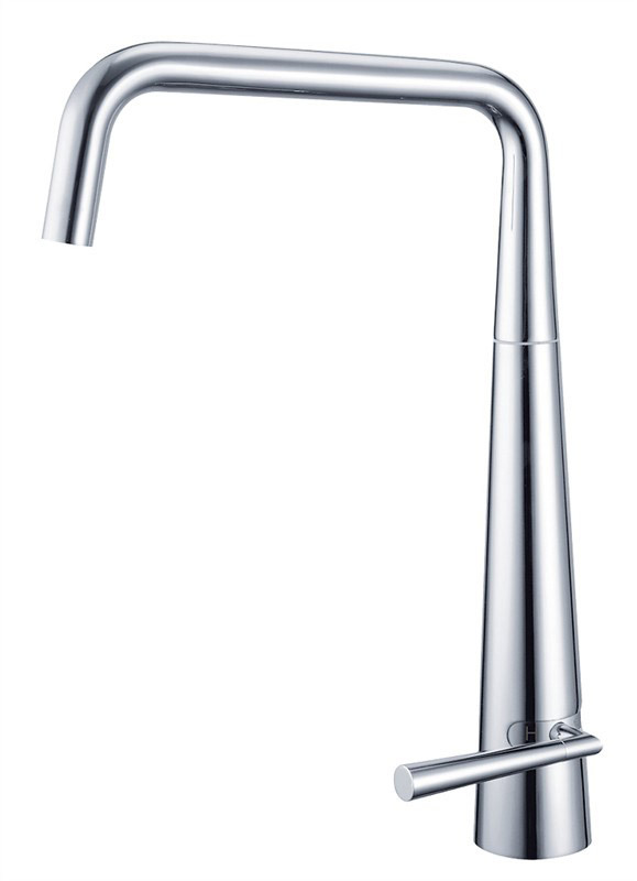 2015Torneiras Single Hole Faucets Chrome Paint Kitchen Faucet Torneira Cozinha Sink Special Ceramic Core torneira cozinha
