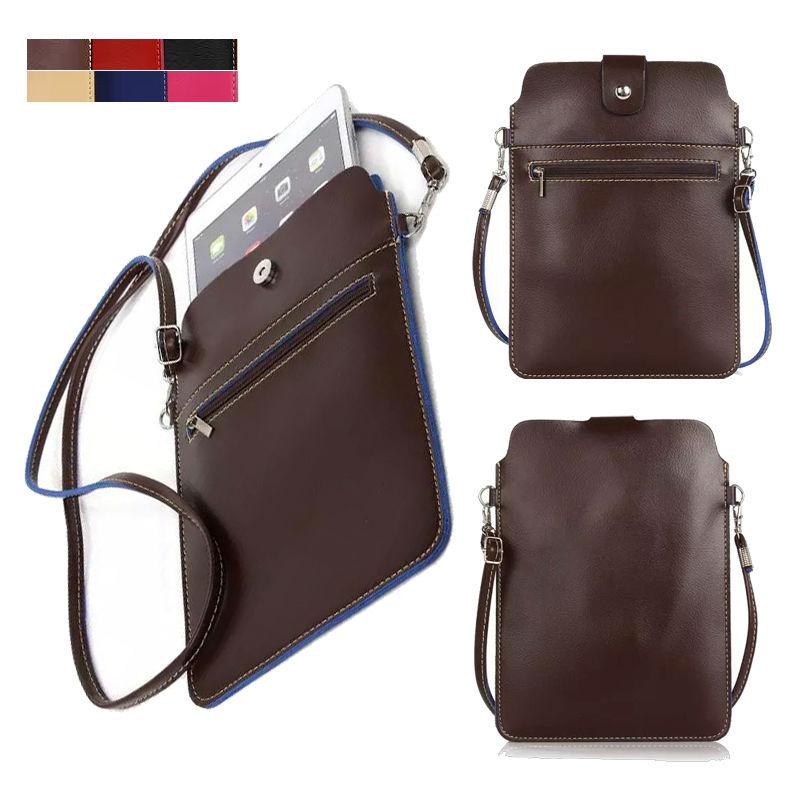 Fashion Premium PU Leather Slim Sleeve Bag for DOOGEE X7 Y6 X5 Max Pro, T5 lite, X7 Pro, X5 Pro, X6 Pro T6 X3 F5 Shoulder Bag