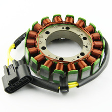 Motorcycle Ignition Magneto Stator Coil for Ducati xdiavel 1200 2011-2016 Magneto Engine Stator Generator Coil цена
