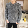 Men 's sweater 2016 autumn and winter of the new Korean version of the first round of youth sweater sets of men' s sweaters