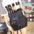 2016 Novo Mini Couro Lavado Mochila Colégio Vento Mochila Mulher Maré Coreano Boutique de Moda de Lazer Saco de Viagem Bagpack