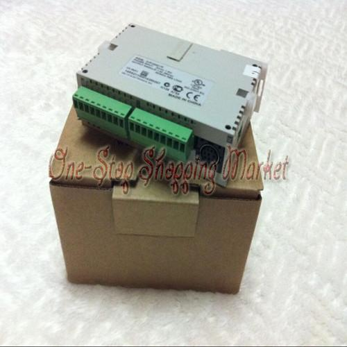 New Original Programmable Controller PLC SS series Digital extension Module 8 point 4DI 4DO NPN transistor DC power DVP08SP11T new original programmable controller module dvp12sa211t plc 24vdc 8di 4do transistor
