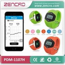 หัวใจไร้สายRate Monitorนาฬิกาสมาร์ทPedometerติดตามการออกกำลังกายสำหรับกีฬา