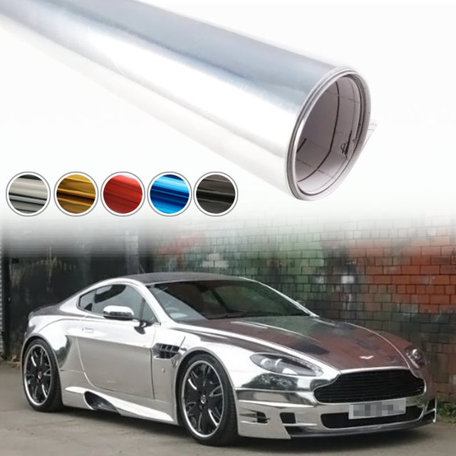 152*15cm DIY Car Sticker Auto Plating Coating Change Cool Boat Decal  Exterior Car Decorations