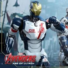 Brand New Hot Toys Ht Avenger Alliance 2 Ultron An Era Steel Chivalrous Legion