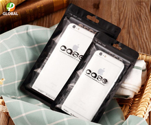 D&P 1000pcs White/Black translucent Zip lock Plastic Retail Poly storage bags Grocery Craft Electronic Self Seal Packaging Pouch