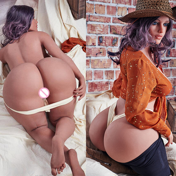A New 156cm Big Fat Ass Sex Doll Real Sexy Pussy Realistic Life Size Vagina Huge Butts Big Breasts Chubby Silicone Love Dolls