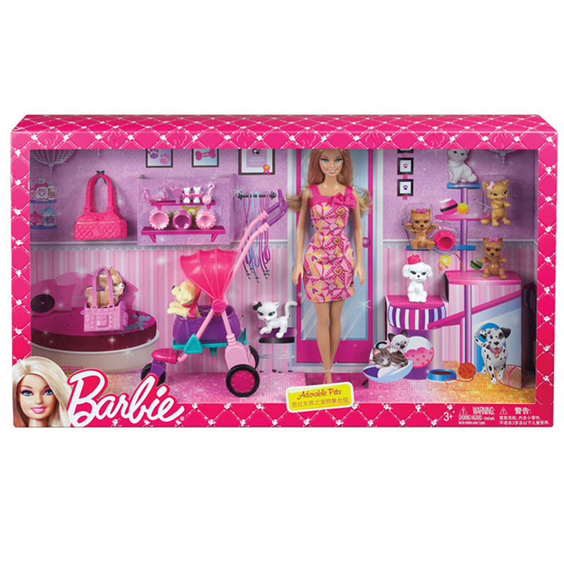 Barbie Bedroom Set - Bedroom Ideas