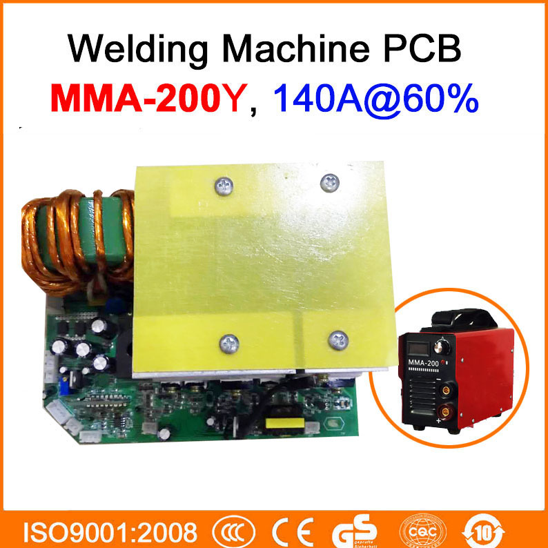 Zx7 200 Inverter Welding Circuit Board  For Mma Arc