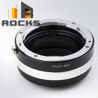 Pixco Adapter Work For Fuji AX Mount Lens To CANON EOS M EOS M2 Camera