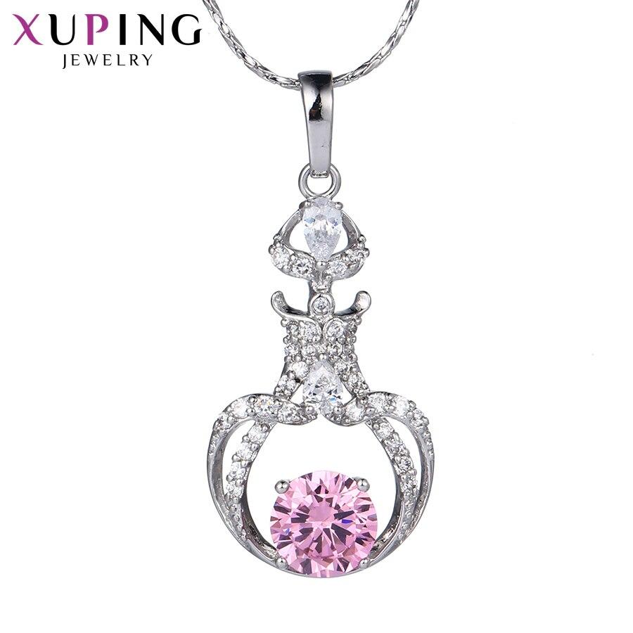 11,11 сделок Xuping простые изящные очаровательные Дизайн Jewelry Подвеска для Для женщин подарок на день матери M36-3009