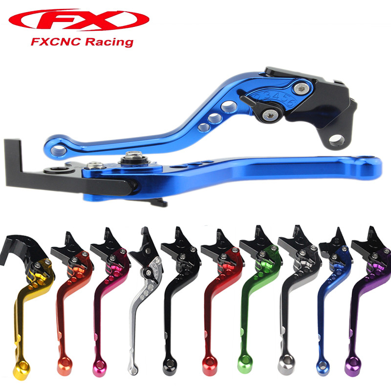 FX Aluminum Adjustable Motorcycle Brake Clutch Lever For YAMAHA XJ 600 900 S DIVERSION 1992-2003 TDM 850 1991-2002 Moto Lever fxcnc aluminum adjustable motorcycles brake clutch levers for yamaha fzr600 1989 2003 2000 2001 2002 moto brake clutch lever