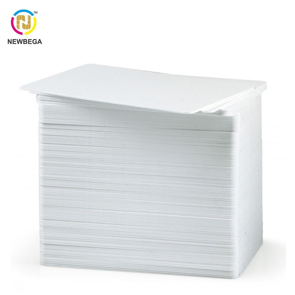 10 PCS RFID Card Chip T5577 PVC Proximity White Card Read And Write 125KHz NFC Tag