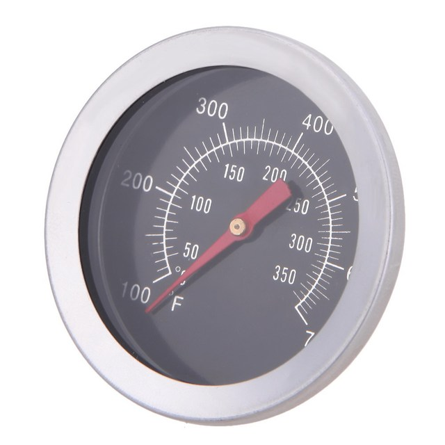 Temperature Gauge Gage Cooking Household Kitchen Food Temperature Probe Tools Stainless Steel BBQ Grill Meat Thermometer Dial