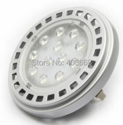 Gratis Verzending Ar111 30 graden G53 15 w 12 vac Cri80 1300lm Warm - LED-Verlichting