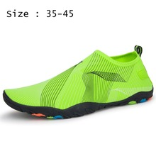 2019 Unisex Water Swimming Beach Barefoot Shoes Sneakers For Women Men Aqua Surfing Fitness Gym Man Woman 35-45