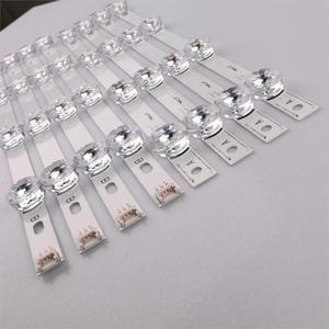 Image 4 - New Kit 8pcs LED strip Replacement for LG LC420DUE 42LB5500 42LB5800 42LB560 INNOTEK DRT 3.0 42 inch A B 6916L 1710B 6916L 1709B