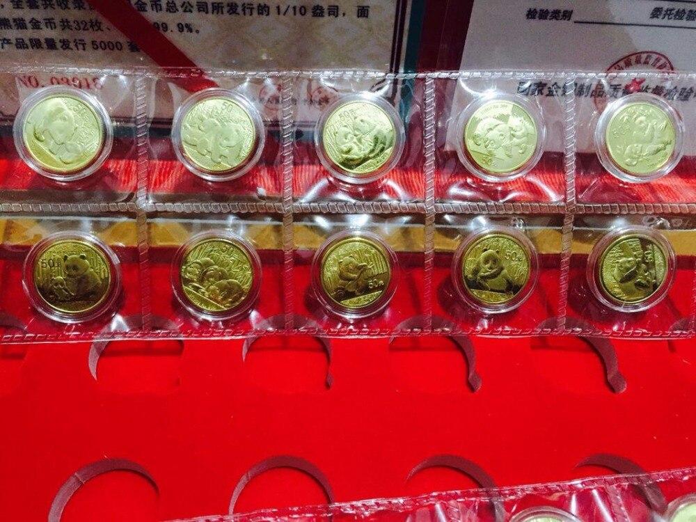 1oz gold coin золотая панда купить на алиэкспресс