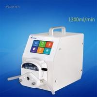Lab UIP digital peristaltic pump dispenser 110 220V Intelligent peristaltic pump industrial self priming pump large flow pump