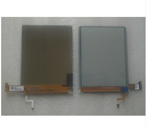 6 E-Ink ED060XG1(LF)T1-11 ED060XG1 768*1024 lcd screen Screen For Kobo Glo N613 Reader Ebook eReader LCD Display new 6 inch e ink ed060xg1 lf t1 11 ed060xg1 768 1024 lcd screen for kobo glo reader ebook ereader lcd display free shipping