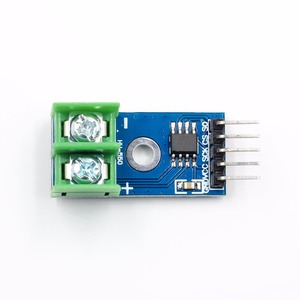 Image 5 - 1pcs MAX6675 K type Thermocouple Temperature Sensor Temperature 0 800 Degrees Module I45