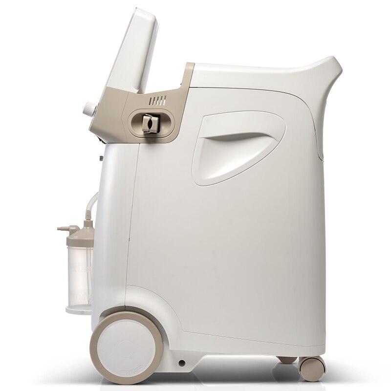 Yuwell 3L koncentrator tlenu medyczny pochłaniacz tlenu opuszka palca pulsoksymetr generator tlenu atomizacja sprzęt medyczny
