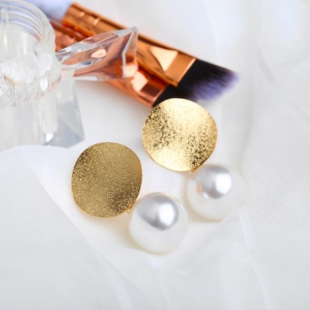 1 par de pendientes largos elegantes de perlas con borlas para mujeres y niñas, bonitos pendientes redondos con pasador, Pendientes colgantes, regalos de joyería a la moda