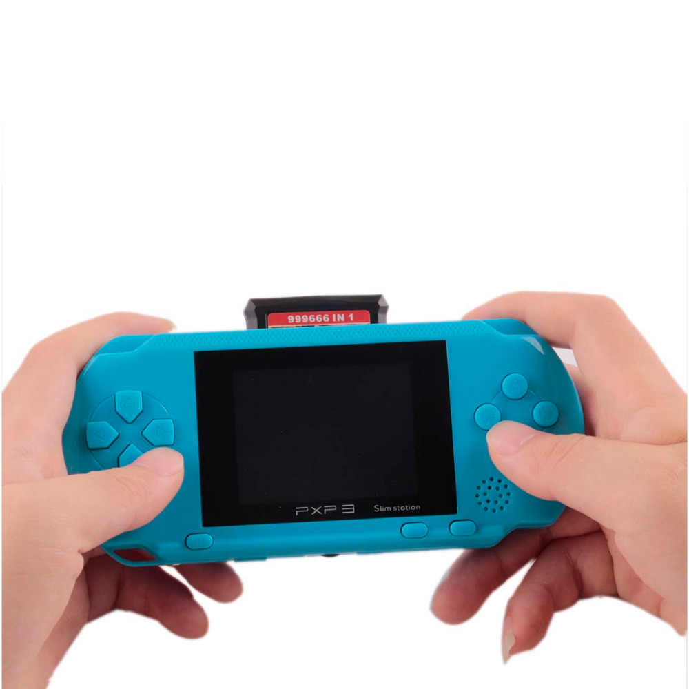 b0ca1aba4d6 Detail Feedback Questions about Portable 16 Bit PXP3 Handheld Game Player  Video Game Console with AV Cable+2 Game Cards Classic Child Games PXP 3  Slim ...