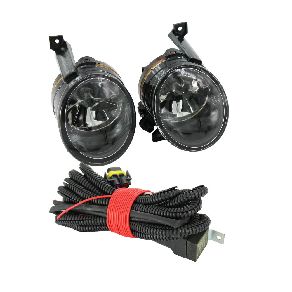 Car Light Car Styling For VW Polo Vento Sedan Saloon 2011 2012 2013 2014 2015 2016 Halogen Fog Light Fog Lamp And Wire hot sale abs chromed front behind fog lamp cover 2pcs set car accessories for volkswagen vw tiguan 2010 2011 2012 2013