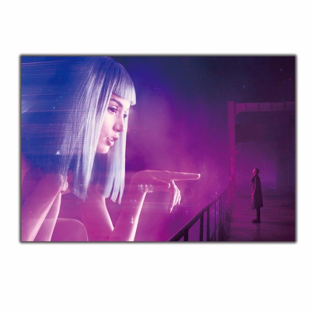 Blade Runner Movie Art Silk Poster Art Prints 13x20 24x36 inch Home Wall Decor