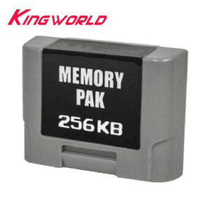 Image 1 - 256KB Pack Expansion Memory Card for N 64 Controller Memory Expansion Pack
