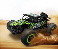 RC Car 2615bk 1 16 Scale High Speed 2 4G RTR Remote Control Racing Car With