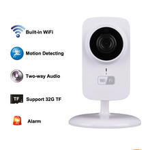 P2P Mini Wireless Wifi IP Camera Baby Monitor for Home Security support Night Vision