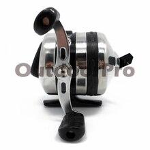 Lure Bow Slingshot Fishing Spinning Reel Spincast Reel Gear Ratio 3.3:1 Size 10LB/100YDS